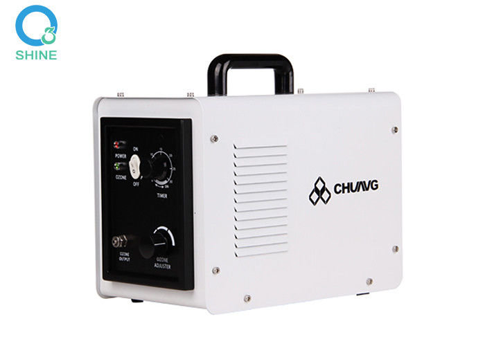 Durable Commercial Ozone Generator Anti Bacteria Viruses 80W 10LPM